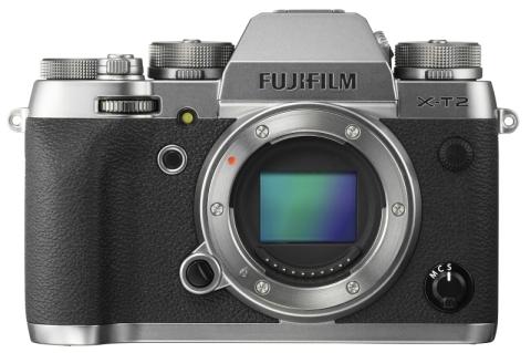 ミラーレスデジタルカメラ「FUJIFILM X-T2グラファイトシルバー エディション」