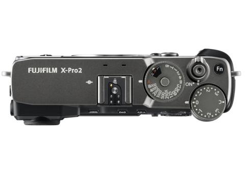 「FUJIFILM X-Pro2 グラファイト エディション」