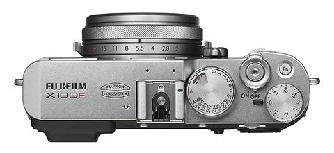 FUJIFILM、プレミアムコンパクトデジタルカメラ「FUJIFILM X100F」平成29年2月下旬より発売!