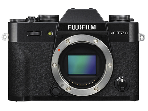FUJIFILM、ミラーレスデジタルカメラ「FUJIFILM X-T20」平成29年2月下旬より発売!