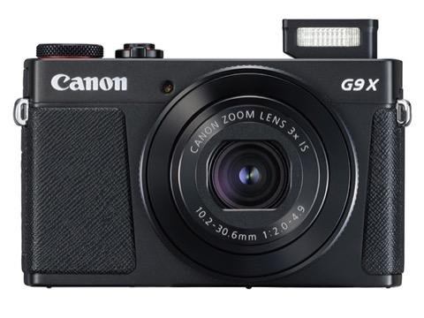 """Canon、""""PowerShot G9 X Mark II""""などコンパクトカメラ4機種を発売 !"""