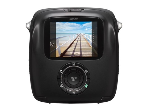 ハイブリッドインスタントカメラ「instax SQUARE SQ10(インスタックス スクエア エスキューテン)」新発売!