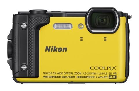 ニコン、「COOLPIX W300」を発売!