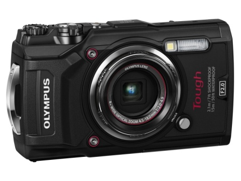「OLYMPUS Tough TG-5」を発売!