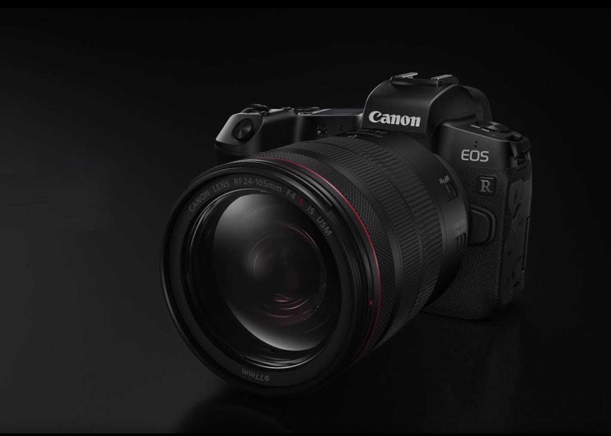 Canon EOS R 実機レビュー